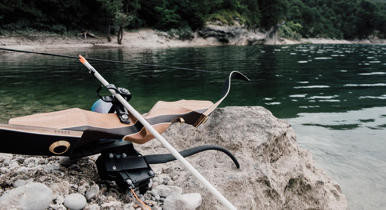 Ragim impala bowfishing kit for Fishing bow kit